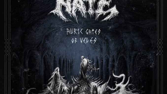 Hate -Auric Gates of Veles